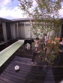 犬と暮らす家-プール0103