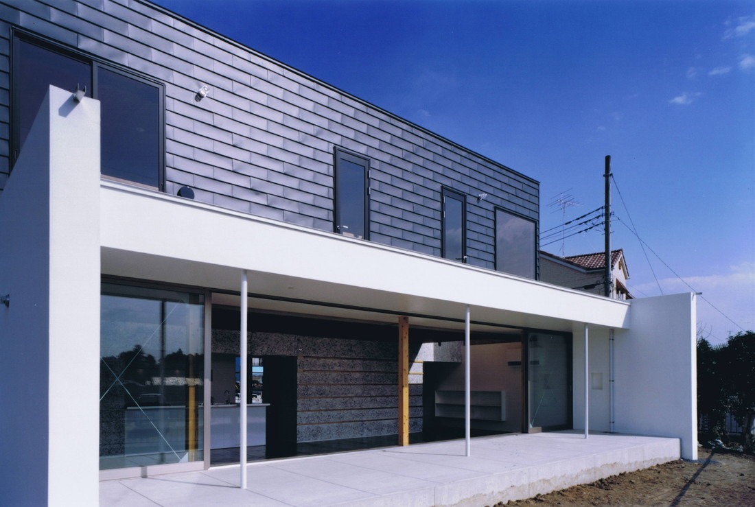 住宅兼英会話教室-bianconero0101