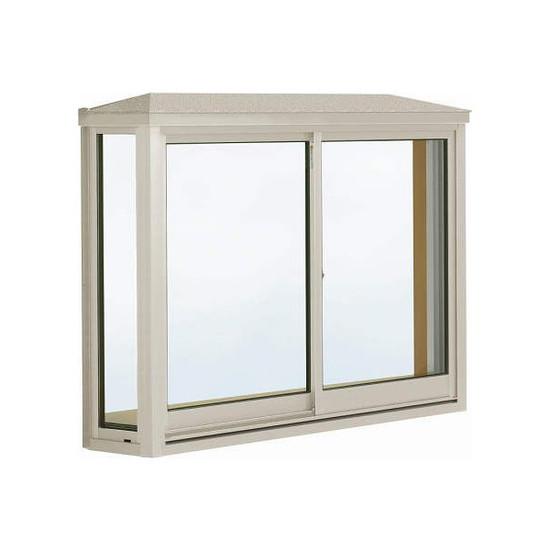一般的なメーカーの出窓の例