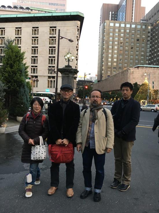 日生劇場前