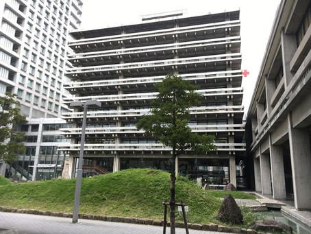 丹下さんの香川県庁舎です。