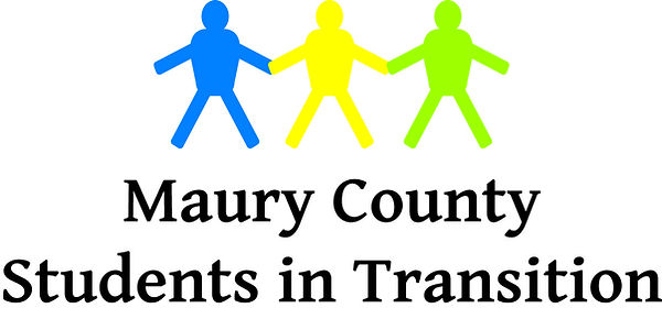 Logo Maury County Students in Transition