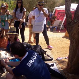 Festival Didgeridoo FATT, Portugal - 2017