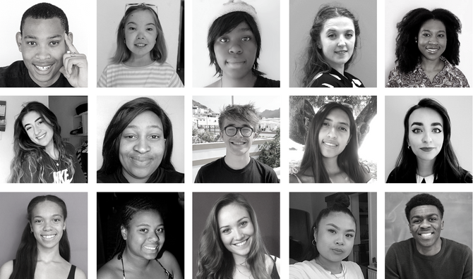 Meet Our 15 Finalists