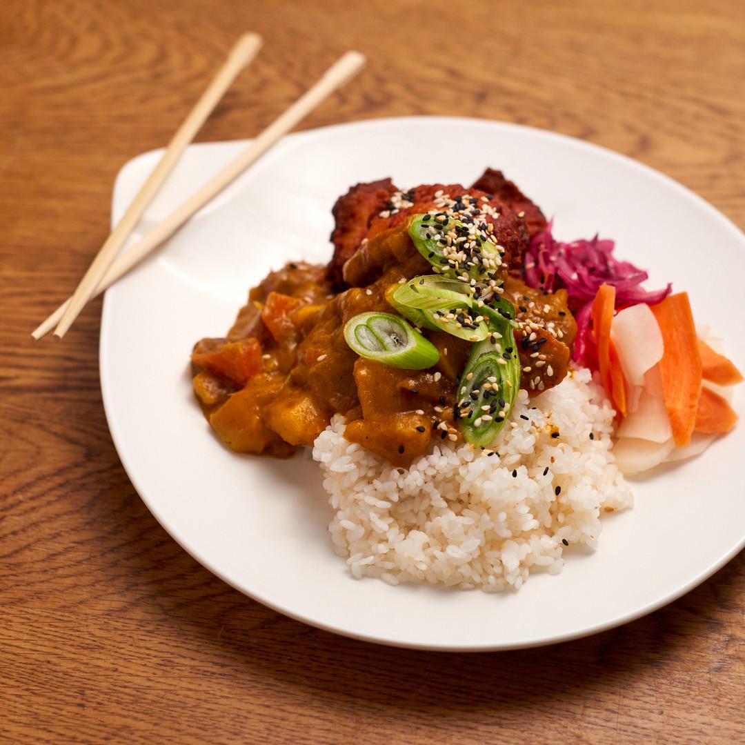 Curry de Kaarage