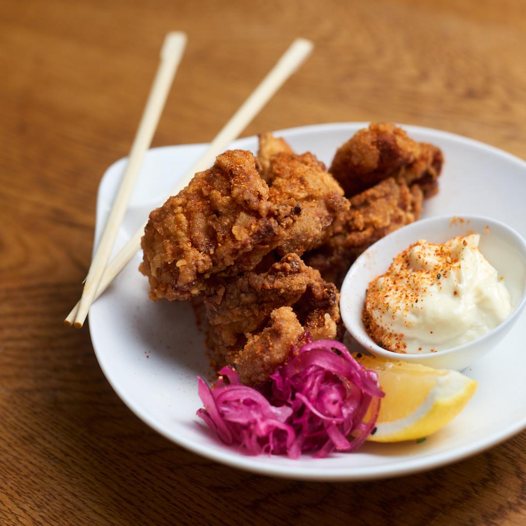 Pollo Frito Kaarage
