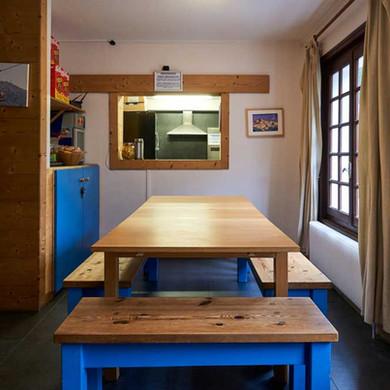 Free Breakfasts at Chamonix Lodge