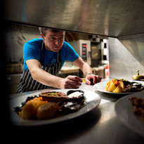 Top chefs make top food