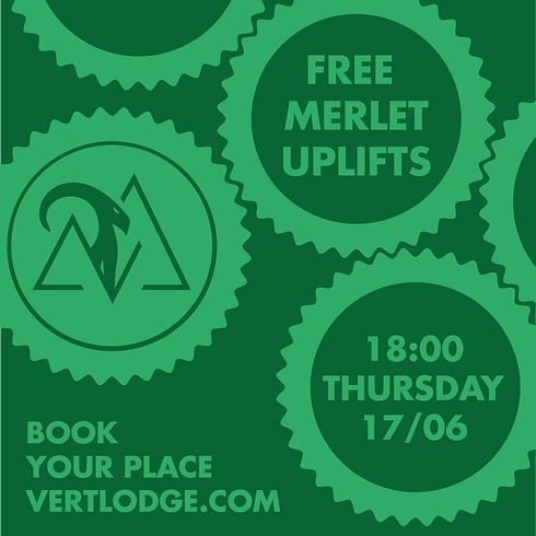 FREE MERLET UPLIFTS