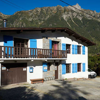 Come and Stay at Chamonix Lodge
