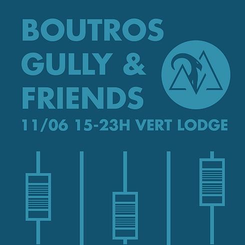BOUTROS  GULLY &  FRIENDS