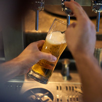 Try our selection of beers
