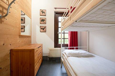 Chamonix Lodge Twin Room