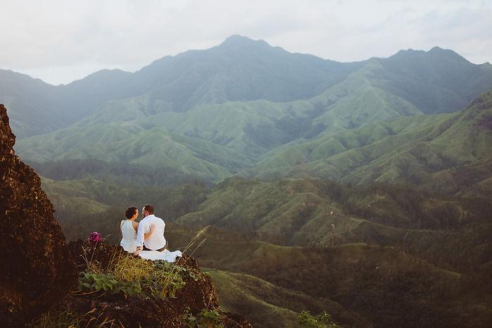 Three loose coconuts, Fiji weddings, iwasmarriedinfiji.com