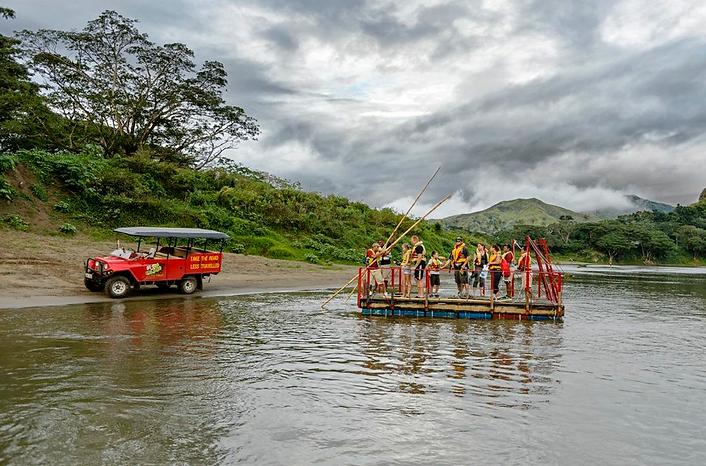 Off road cave safari, fiji tours, iwasmarriedinfiji.com
