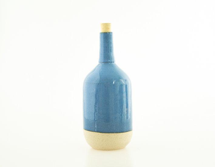 Ceramic Bottle Handmade