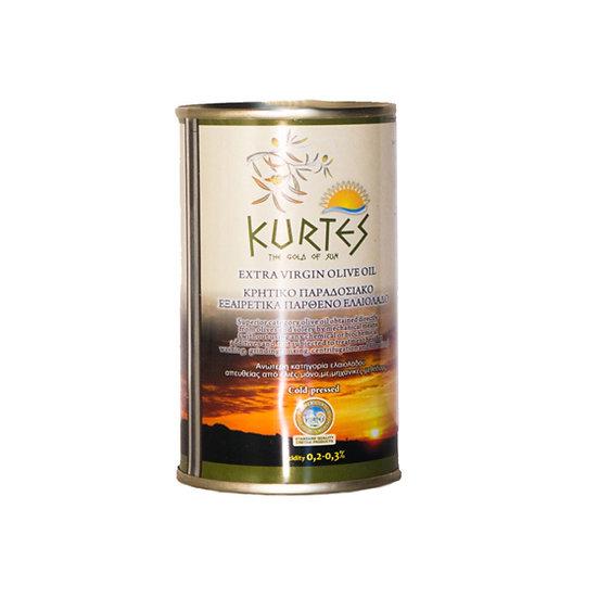 Extra Virgin Olive Oil KURTES 250ml