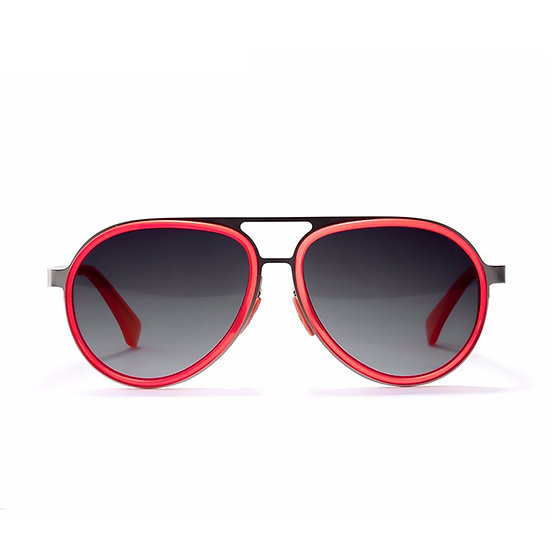 COLOSSEIN Orange Sunglasses 100% UV protection