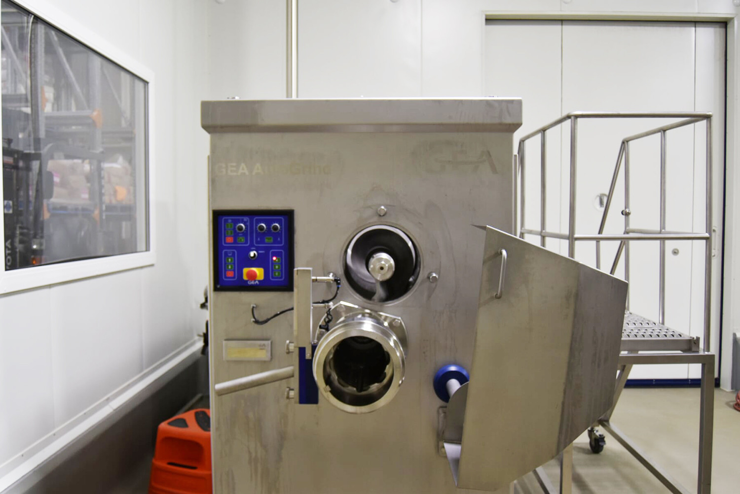 Proform Foods high moisture texturised protein machinery at Mount Kuring-gai, Food Manufacturing NSW facility