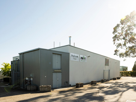Launching Australia's first plant-based meat manufacturing facility