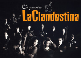 """LA CLANDESTINA""- Ballroom Orchestra"