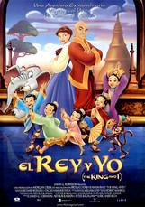 """""""EL REY Y YO"""" - Warner Bros. Pictures (1999)"""