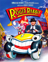 """QUIÉN ENGAÑÓ A ROGER  RABBIT?"" - Touchtone Pictures (1988)"