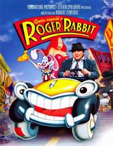 """""""QUIÉN ENGAÑÓ A ROGER  RABBIT?"""" - Touchtone Pictures (1988)"""