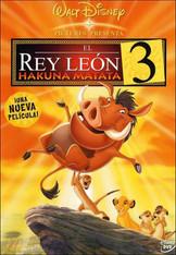 """""""EL REY LEÓN 3"""" - Walt Disney Pictures (2004)"""