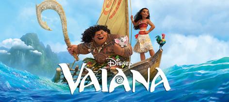 """""""VAIANA"""" (MOANA) - Walt Disney Pictures (2016)"""