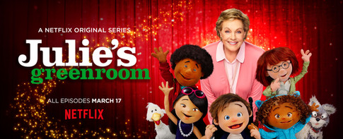 """""""JULIE'S GREENROOM"""" - Netflix (2017)"""