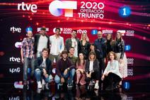 Operación Triunfo 2020 RTVE
