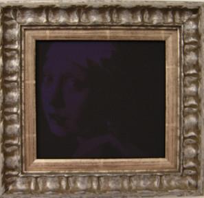 Vermeer portrait, 2007