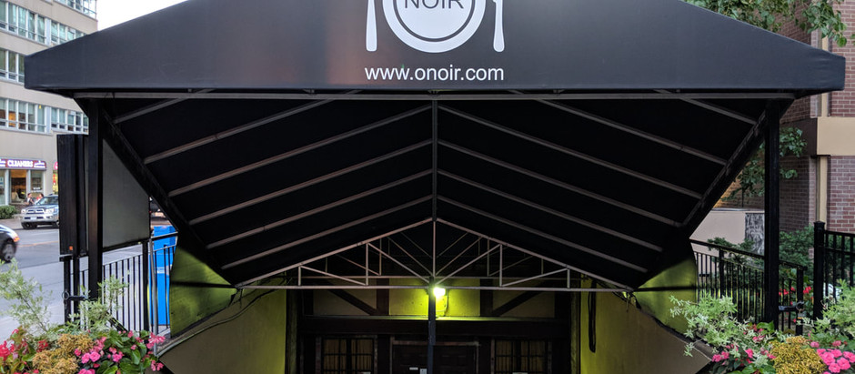 Dine in the Dark with ONoir
