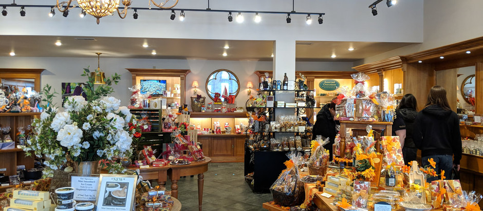 Startford Chocolate Trail