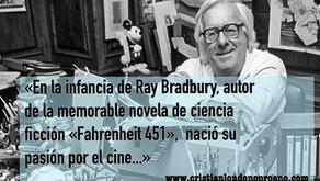 Ray Bradbury y el cine de Hollywood