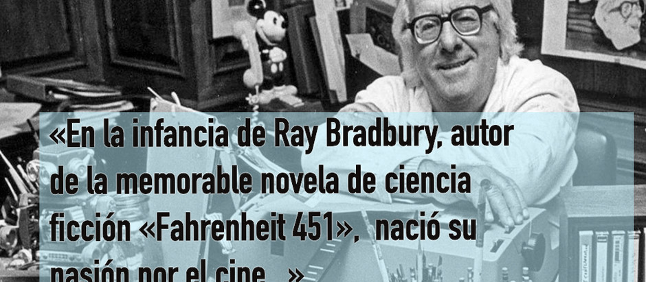 Ray Bradbury y el cine de Hollywood