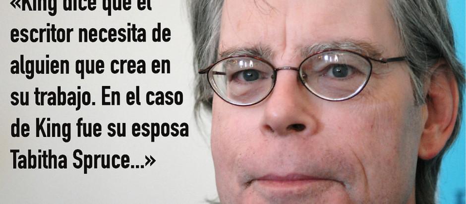 Stephen King y su lectora ideal