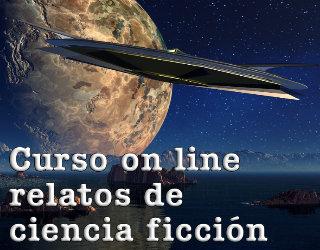 Curso on line Relatos de ciencia ficción