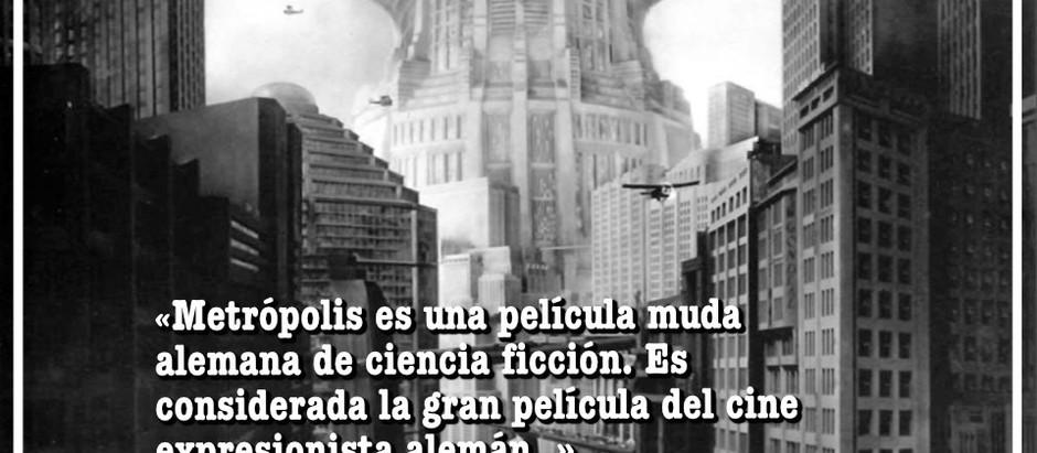Metrópolis: la ciudad opresora