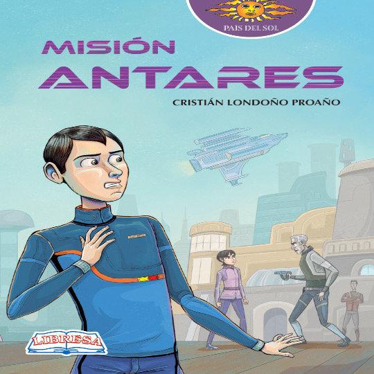 Misión Antares