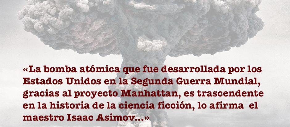 Asimov y la bomba atómica