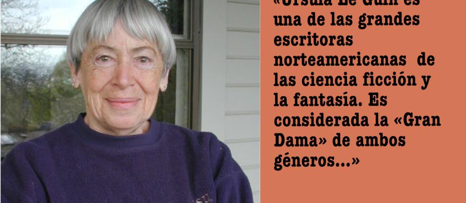 Ursula Le Guin y la imaginación