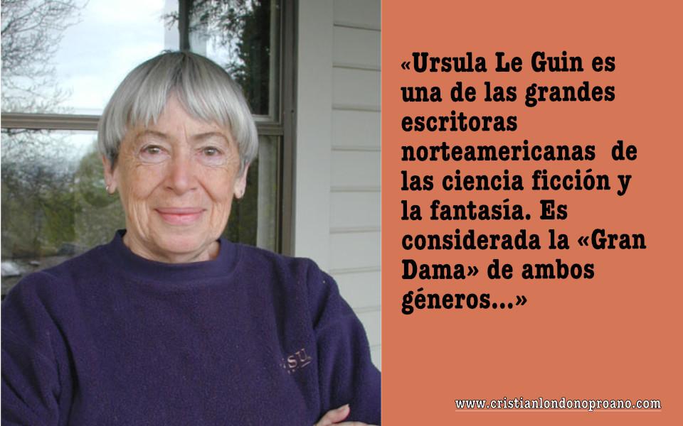 Úrsula Le Guin