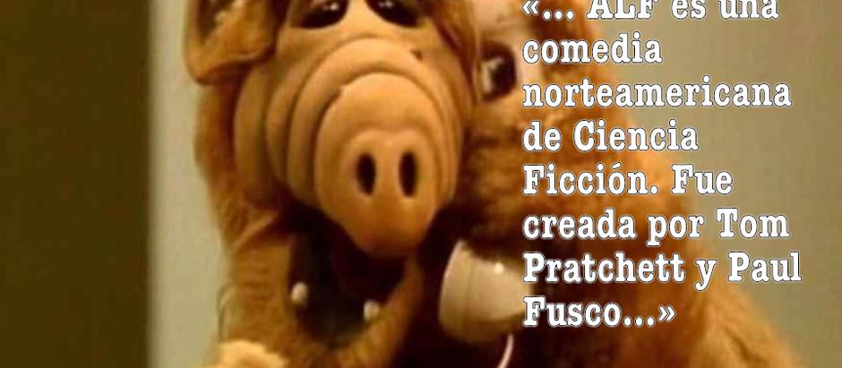 Alf: un  extraterrestre fuera de serie