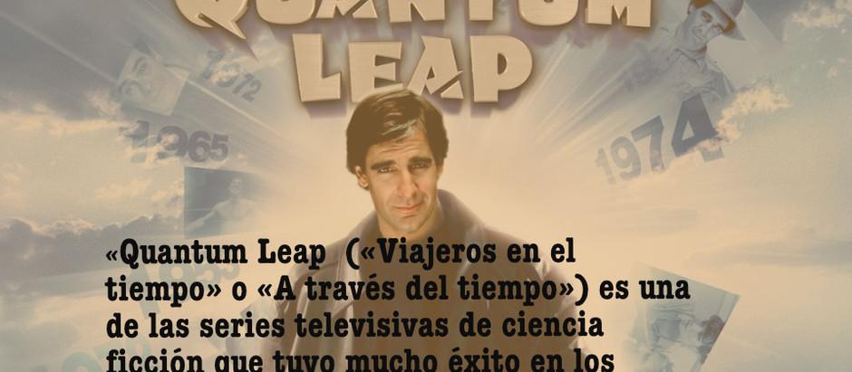 Quantum Leap, viajes en el tiempo