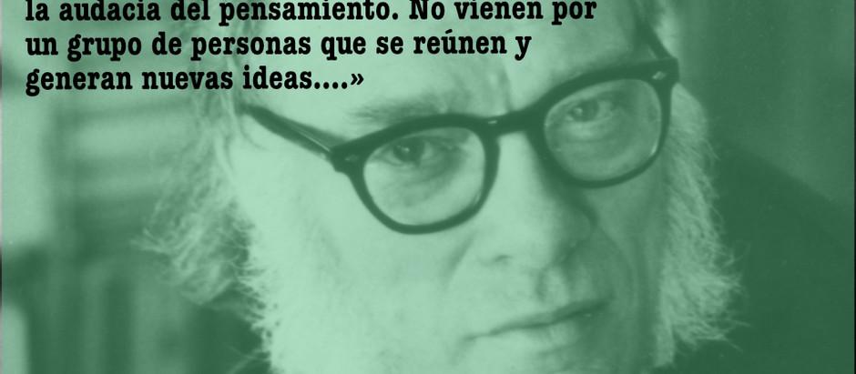 La creatividad, según Asimov