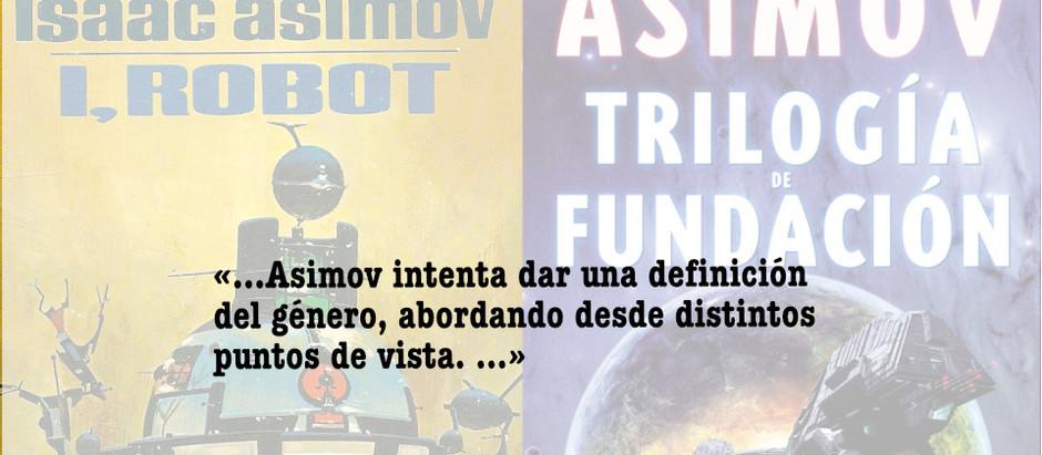 Ciencia Ficción, según Asimov