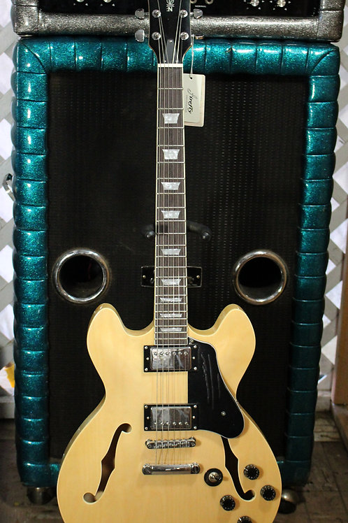 Firefly FF338 Semi-Hollow Electric Guitar