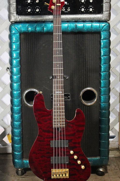 ESP LTD Deluxe J-1005 5-String Bass Guitar